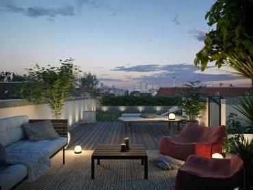 ZIEGERT - Rooftop Living Berlin - Der Weitblick gehört dir