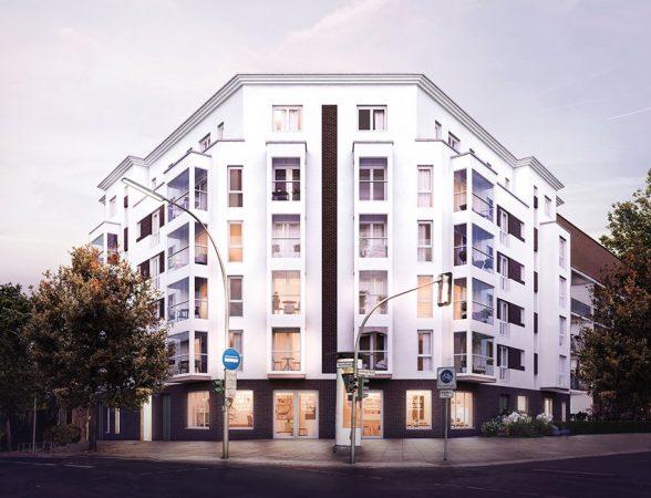 DAS ALBRECHT © PROJECT Immobilien Wohnen AG