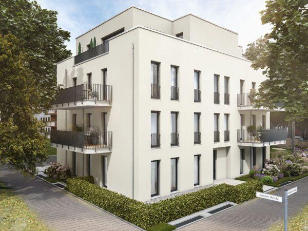 Schweizer Tor © PROJECT Immobilien Wohnen AG