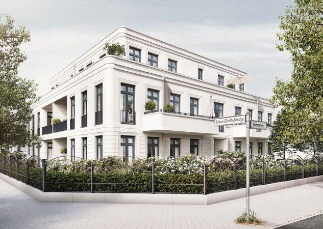 Palais Westend © PROJECT Immobilien Wohnen AG