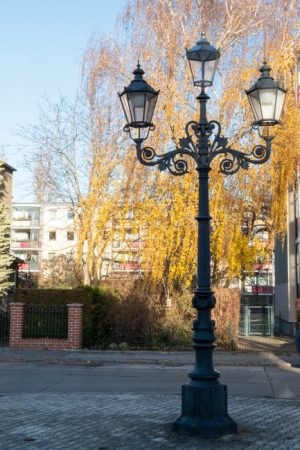 Die unmittelbare Umgebung der Moissistraße ist geprägt von ruhigen Wohnstraßen. © Marcus Wend