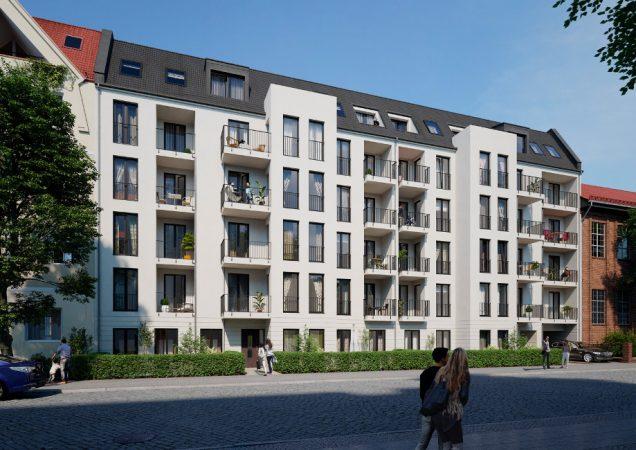 Unverbindliche Visualisierung © ZIEGERT - Bank- und Immobilienconsulting GmbH