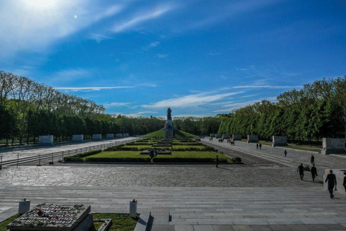 © Asif Masimov, Treptower Park am 9. Mai, CC BY-SA 3.0