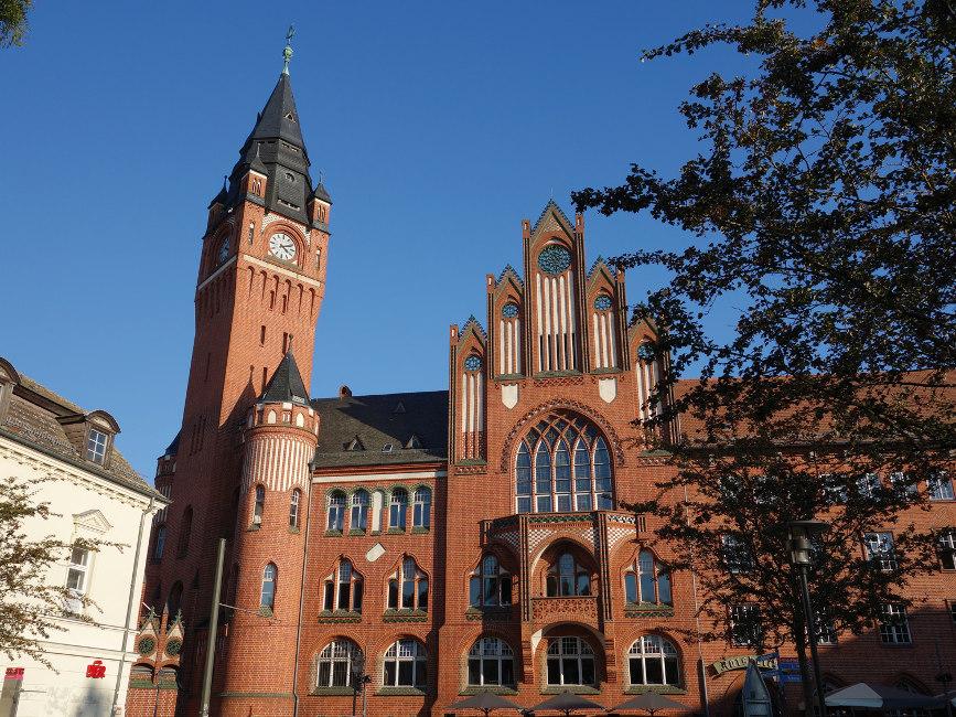 Bezirksvorstellung_Treptow_Koepenick_Rathaus_Tomtom Treptow-Köpenick