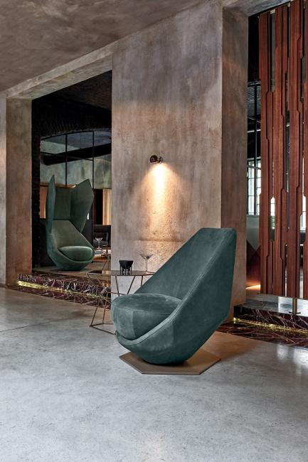 Wohntrends_Bild_3_Overdrive_Arketipo_WHOSPERFECT Sessel und Leuchten für den perfekten Sundowner im Herbst