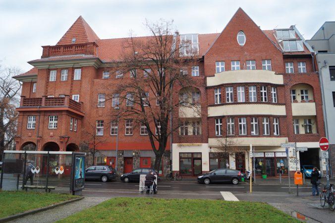 Pistoriusstraße 16-17 © SF