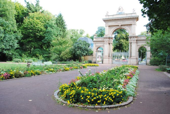 Bürgerpark Pankow © Oh-Berlin.com / flickr.com (https://creativecommons.org/licenses/by/2.0/)