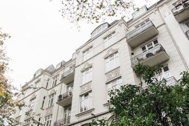Wohnungsteilung: Aus eins mach zwei