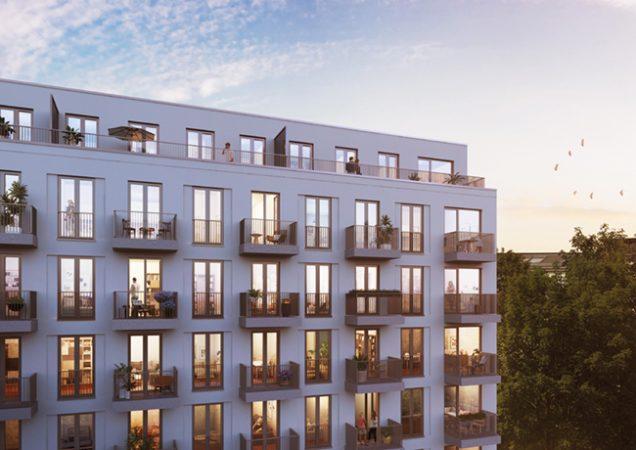 Alle Fotos Unverbindliche Visualisierungen  © LBBW Immobilien Development GmbH