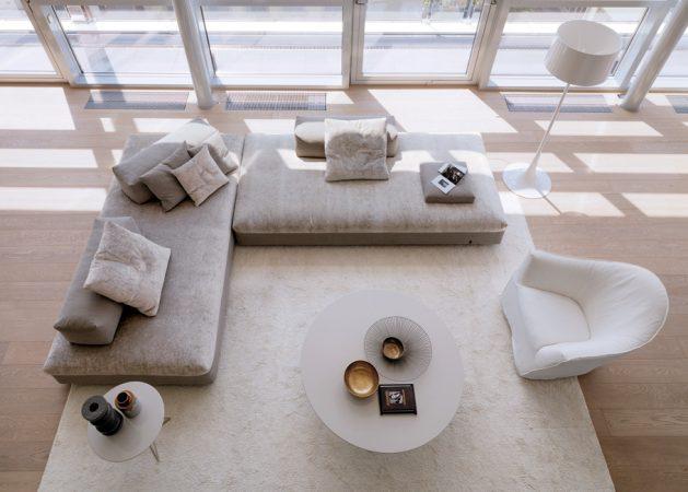 Sofa MONOPOLI Ecksofa von désirée italia © WHO'S PERFECT
