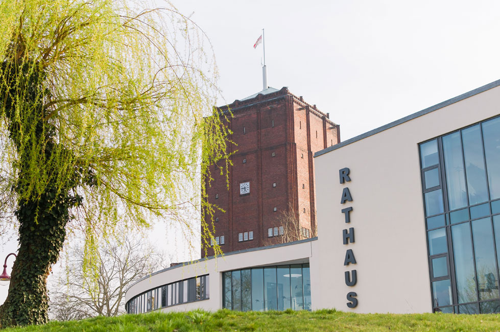 Rathaus / Standesamt