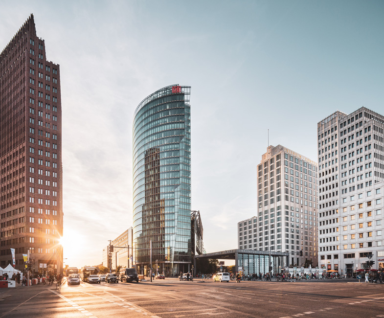 Berliner City © PROJECT Immobilien Wohnen AG