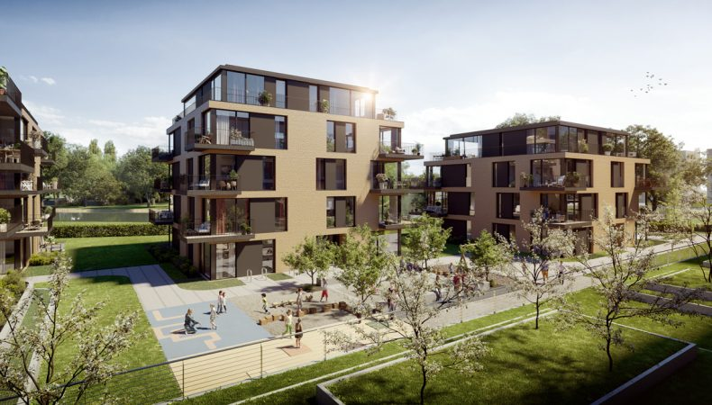 Unverbindliche Visualisierung © Ziegert Bank-und Immobilienconsulting GmbH