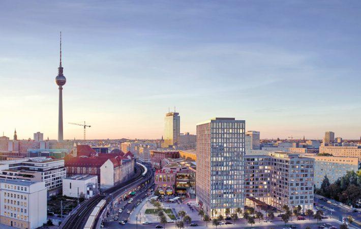Unverbindliche Visualisierung © GRANDAIRE Berlin