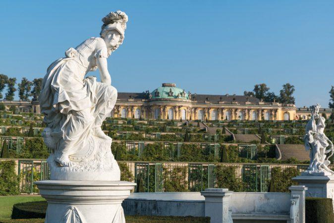 Schloss Sanssouci   © PROJECT Immobilien Wohnen AG