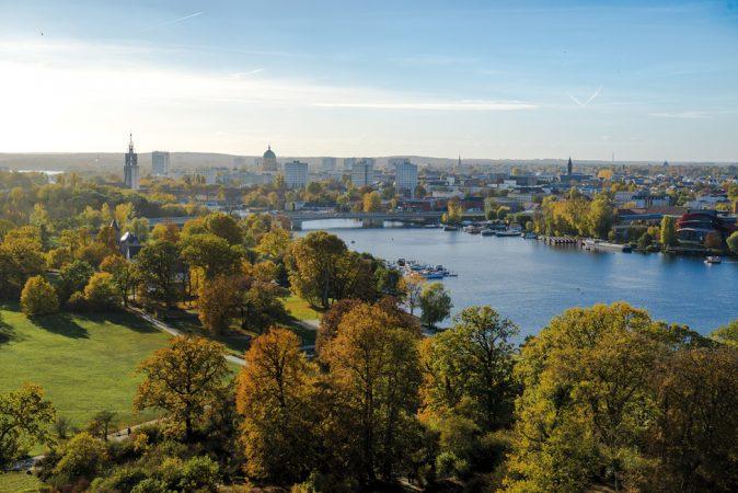 Potsdam © Kai Vogel / Pixabay.com