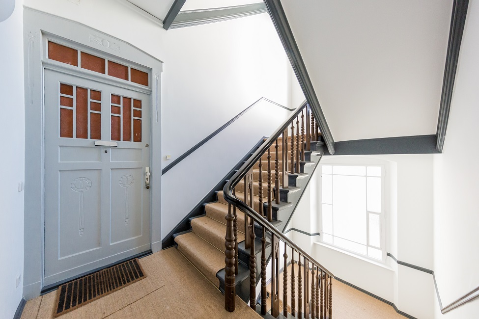 Treppenhaus © Christian Rudat