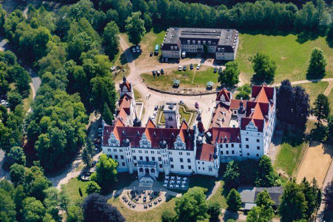 Schloss Boitzenburg © Gundula Vogel / pixabay.com