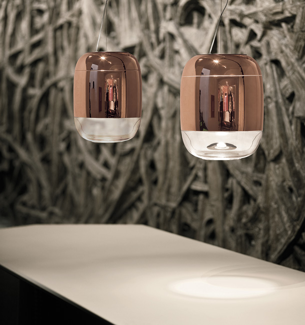 Bild_3_Prandina-WHOSPERFECT-GONG-Kupfer Edle Lichtatmosphäre – brillantes Kunsthandwerk aus Italien