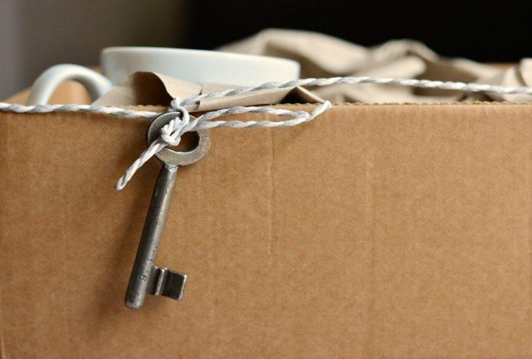 Umzug Kartons