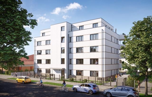 Straßenansicht © First Home Wohnbau GmbH