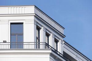 Architektur_Kaiserdamm_Dachterrasse-300x200 Kaiserdamm 116 / Ecke Witzlebenstraße 1 in Berlin-Charlottenburg
