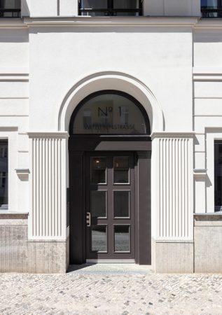 Eingangstür © loeffelhardt