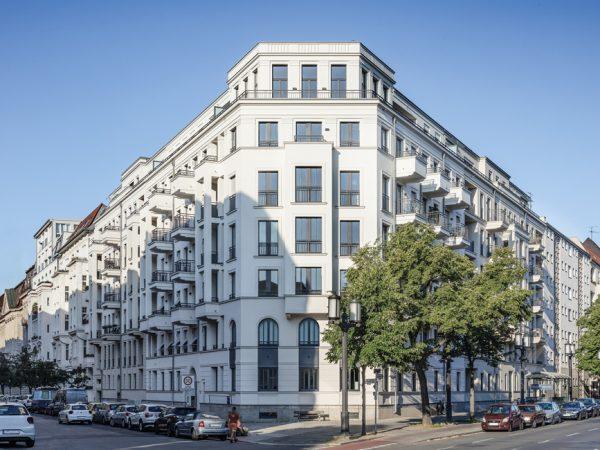 Kaiserdamm 116 / Ecke Witzlebenstraße © loeffelhardt