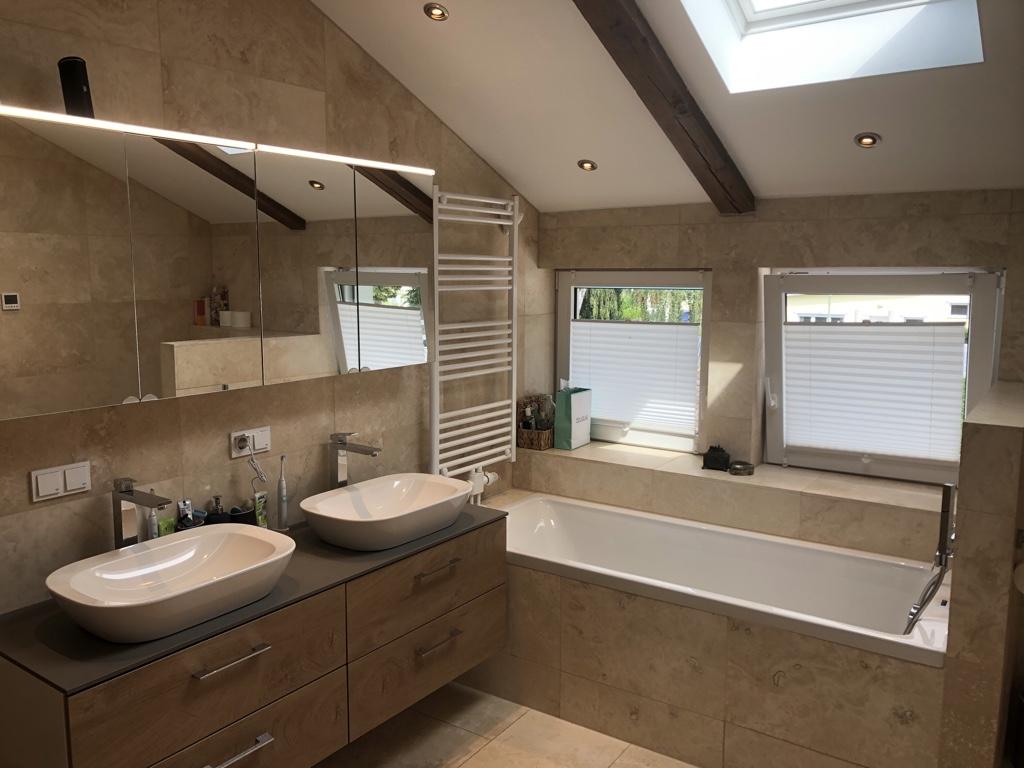 Badezimmer © HAVELGRUND - Gesellschaft für die Betreuung von Grundbesitz mbH