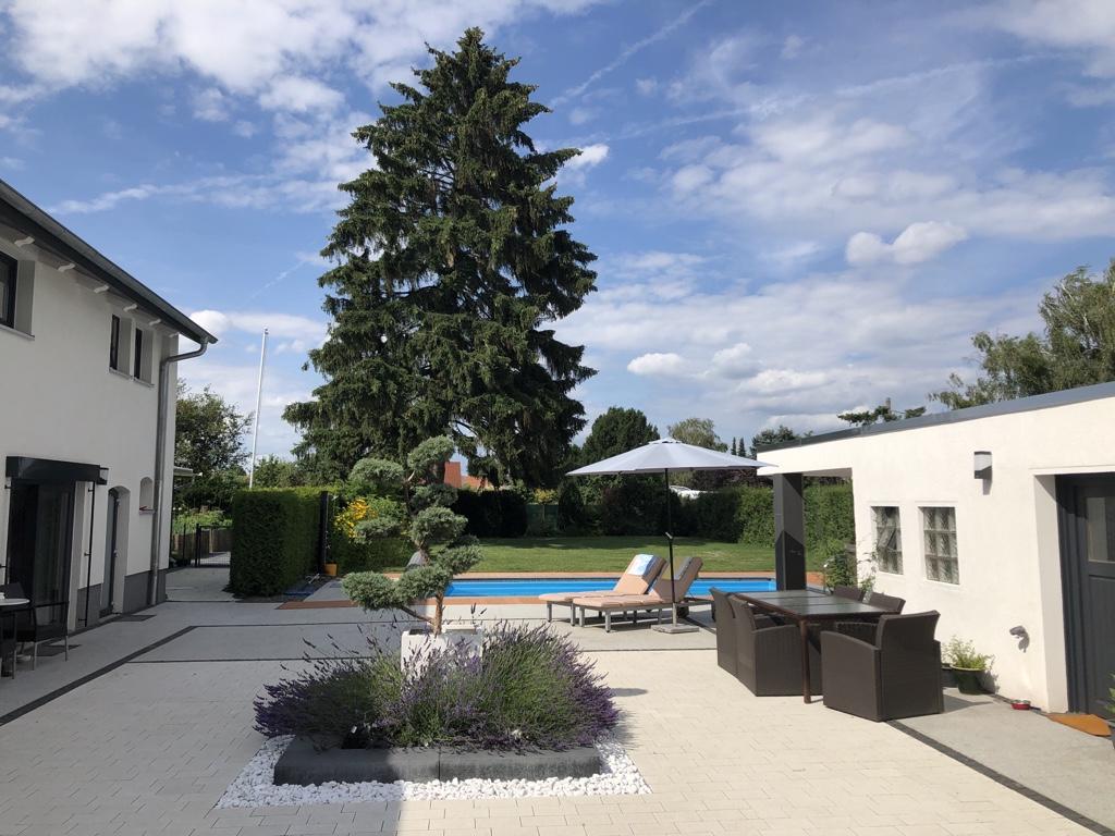 der gesamte Innenhof © HAVELGRUND - Gesellschaft für die Betreuung von Grundbesitz mbH