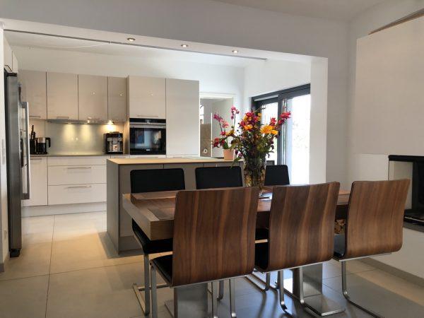 die offene Küche © HAVELGRUND - Gesellschaft für die Betreuung von Grundbesitz mbH