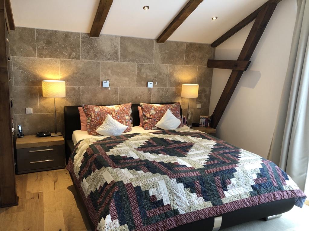 ein Blick ins Schlafzimmer © HAVELGRUND - Gesellschaft für die Betreuung von Grundbesitz mbH