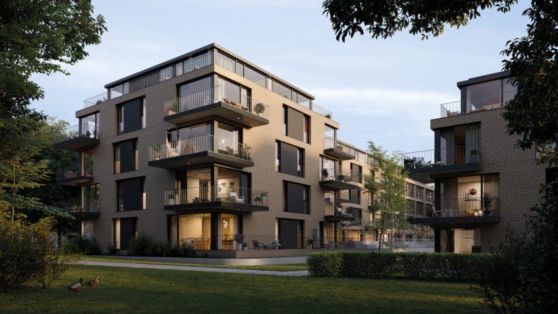 Unverbindliche Visualisierung © ZIEGERT — Bank- und Immobilienconsulting GmbH