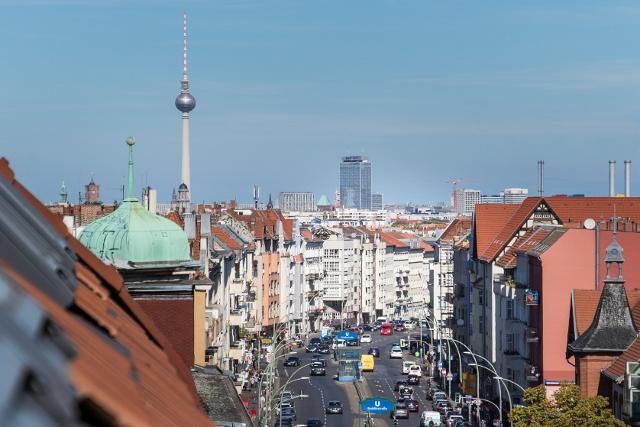 ein Blick aus dem Fenster © Christoph Neumann / ZIEGERT - Bank- und Immobilienconsulting GmbH