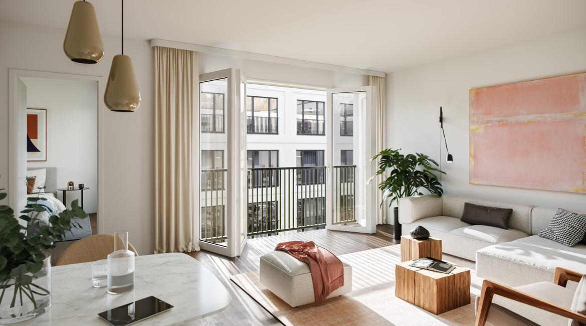Immobilie-des-Monats_South-of-Potsdamer-Platz_3Hoefe_Apartment_ZIEGERT-Immobilien SOPO – South of Potsdamer Platz