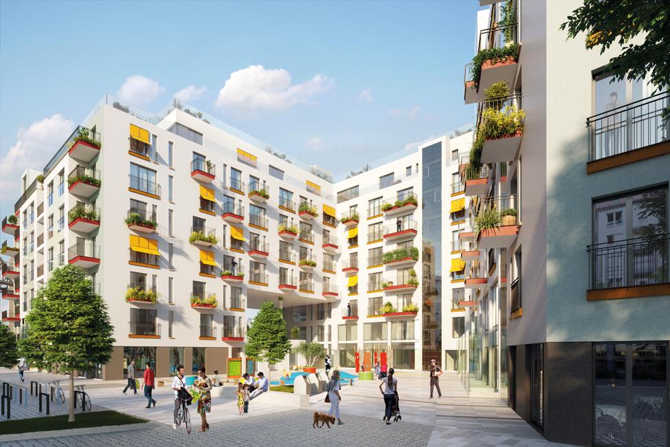 Immobilie-des-Monats_South-of-Potsdamer-Platz_Wohnpanorama_Dennewitzstr_Ansicht2_ZIEGERT-Immobilien SOPO – South of Potsdamer Platz