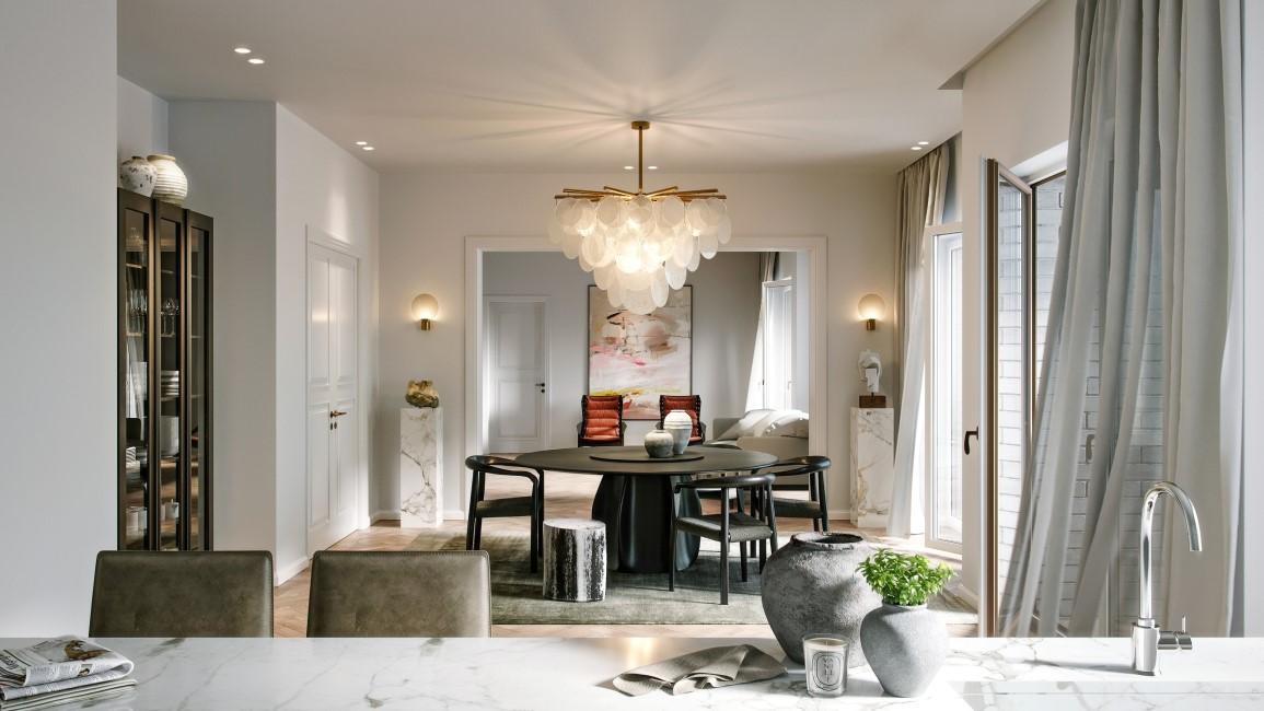 Innenansicht Wohnbereich © ZIEGERT - Bank- und Immobilienconsulting GmbH