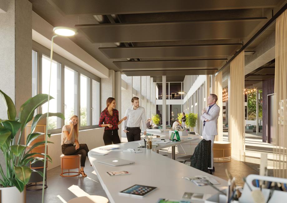 Immobilienmarkt-aktuell_Officeansicht-QHS Meilenstein-Event im Quartier Heidestrasse