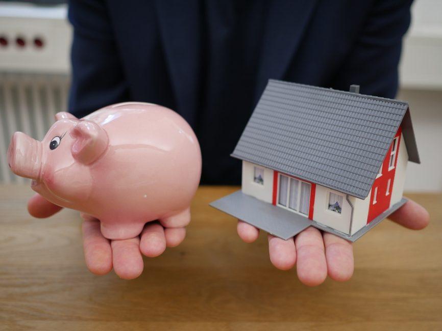 Finanzierung, Haus