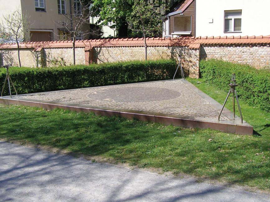 Architektur_Boehmisch_Rixdorf_Rix_Auge_Gottes Mala ulicka - Idylle in Böhmisch-Rixdorf