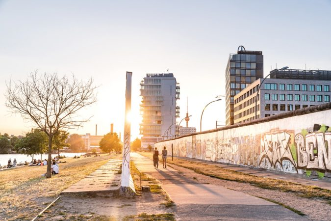 East Side Gallery © PROJECT Immobilien Wohnen AG