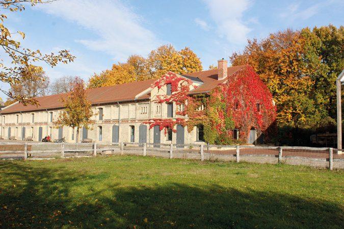 Gutshof Kulturstall © M.Steffens
