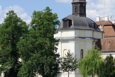 Schlosskirche (Berlin-Köpenick) Rückseite