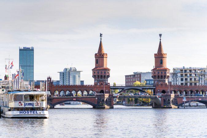 Oberbaumbrücke © 2018 Ivo Gretener