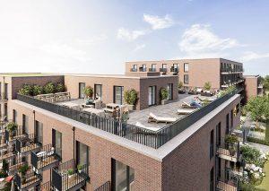 "PROJECT_Studio_LivinP1_Dachterrasse-300x213 PROJECT verkauft 110 Apartments von ""Studio Living Potsdam P.1"" an Fundamenta Group"