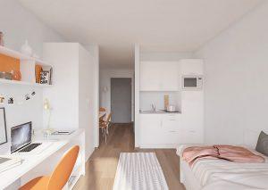 "PROJECT_Studio_Livinam_P1_Apartment-300x213 PROJECT verkauft 110 Apartments von ""Studio Living Potsdam P.1"" an Fundamenta Group"