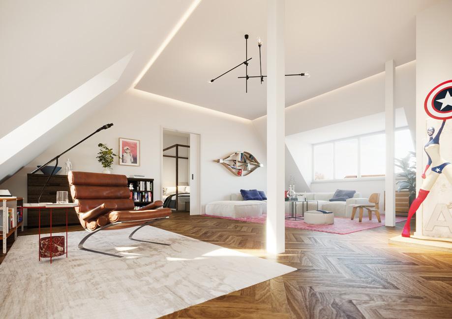 Kiezbericht_Sophienstrasse_Vivienne_Vorderhaus_Maisonette-Wohnung Zwischen Hackescher Markt und Torstraße