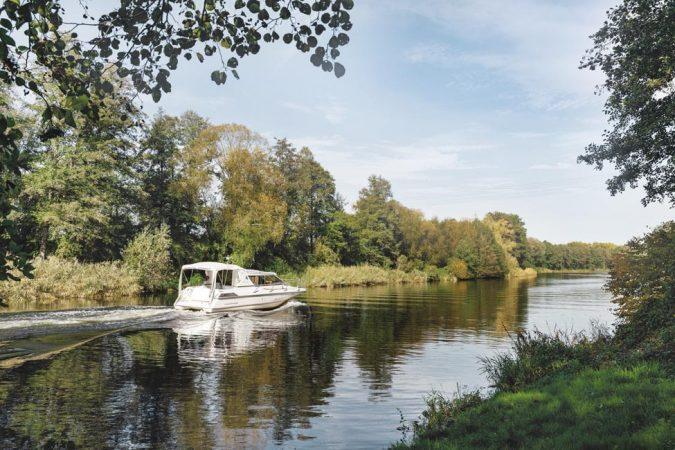 Bootstour auf der Havel © PROJECT Immobilien Wohnen AG