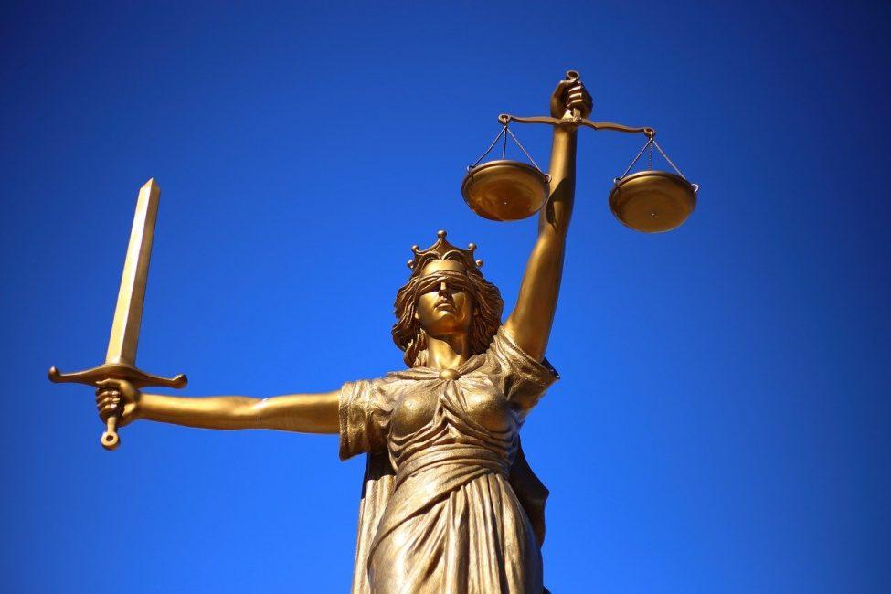 Recht Justitia