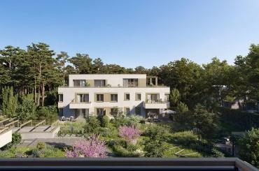 Balkonwohnung im Grünen © Engel & Völkers
